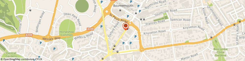 Route/map/directions to The Business Plan Writers, BH8 8EB Bournemouth, 89 Holdenhurst Road, Executive Business Centre