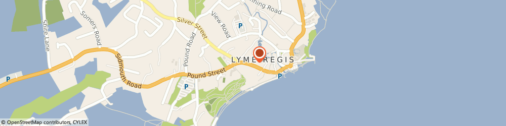 Route/map/directions to COSTA COFFEE, DT7 3QF Lyme Regis, 48 Broad Street