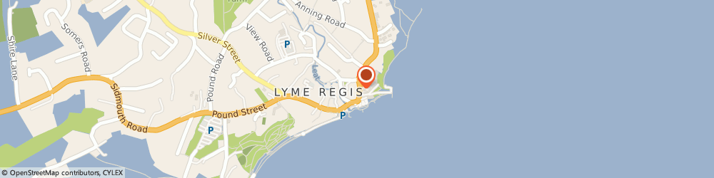 Route/map/directions to Antonio Trattoria, DT7 3BS Lyme Regis, 7 Church Street