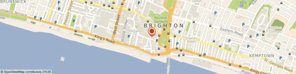 Route/map/directions to ART5 GALLERY LTD, BN1 1HG Brighton, 5 Bartholomews