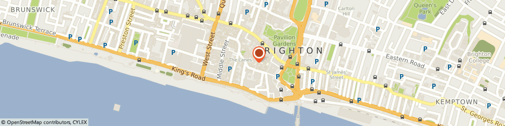 Route/map/directions to Quince, BN1 1HW Brighton, 2 Nile St