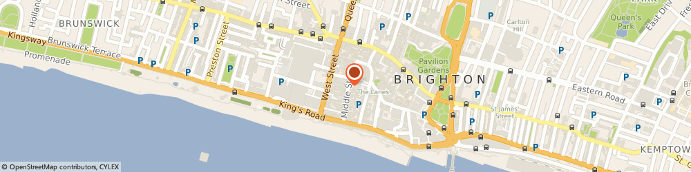 Route/map/directions to ENECO CONSULTING LIMITED, BN1 1AL Brighton, 21 Middle St