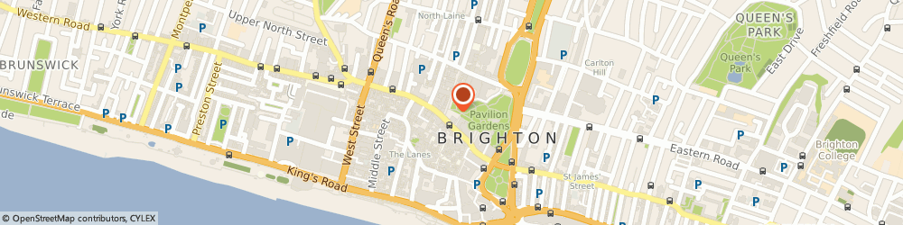 Route/map/directions to D&L Property Services, BN1 1BN Brighton, 30 New Road