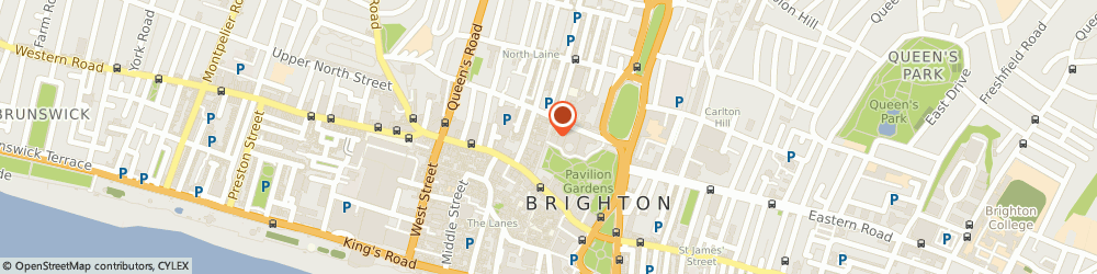 Route/map/directions to Little Jasmine Therapies and SPA, BN11UF Brighton, 14 New Rd