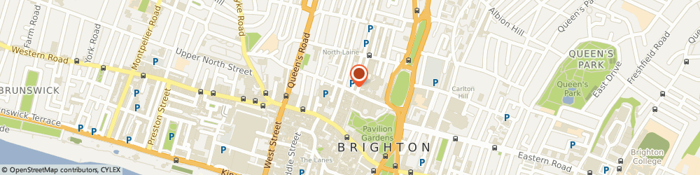Route/map/directions to J C-B ENGINEERING CONSULTANTS LIMITED, BN1 1UJ Brighton, 100 Church Street
