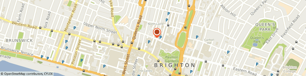 Route/map/directions to Arts Council England,south East, BN1 4GH Brighton, New England St, New England House, Unit A, Level 4