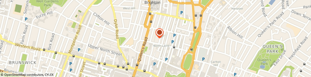 Route/map/directions to Elite Music Management, BN2 4WA Brighton, PO BOX 3261