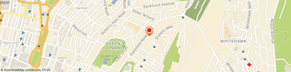 Route/map/directions to Inform, BN2 9YD Brighton, 174 Freshfield Rd