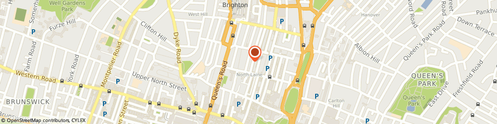 Route/map/directions to Not Just PCs, BN1 4AT Brighton, 9 Foundry St