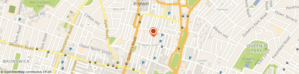 Route/map/directions to Killer Creative, BN1 4AT Brighton, 30-31 Foundry Street