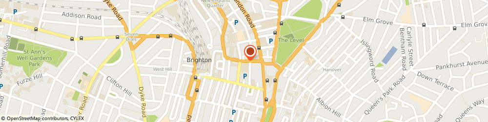 Route/map/directions to Show Me How To Play, BN1 4GD Brighton, THE IRONWORKS, 30 CHEAPSIDE