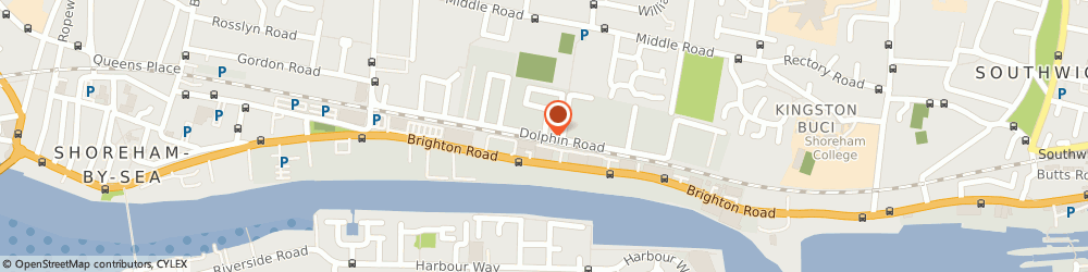 Route/map/directions to Huets The in Car Specialists, BN43 6QB Shoreham-By-Sea, Unit B7, Evershed Way
