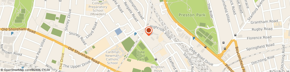 Route/map/directions to Auto Owl Vehicle Leasing, BN23 8AS Brighton, 200 Dyke Road