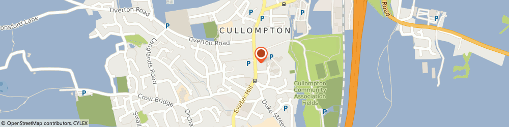 Route/map/directions to Tipples, EX15 1JH Cullompton, 32 FORE STREET