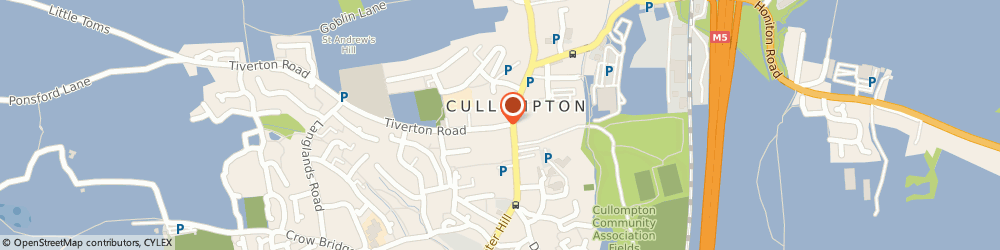 Route/map/directions to L V L Recovery Breakdown & Transport, EX15 1HT Cullompton, 1 Tiverton Rd
