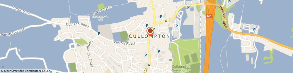 Route/map/directions to Mrs Catherine Whiteley Cullompton, EX15 1AA Cullompton, Heyford House Day Spa