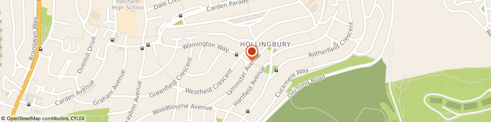 Route/map/directions to Humano Structural Integration, BN1 8JG Brighton, 76 Wilmington Way