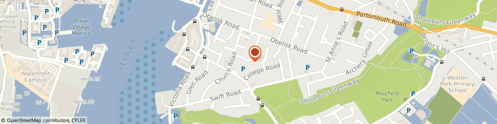 Route/map/directions to Heatworks Heating & Plumbing Ltd, SO19 9GA Southampton, 39 Longmore Avenue