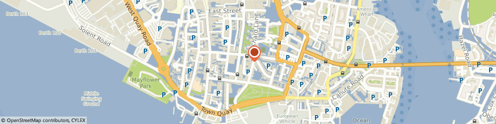 Route/map/directions to Cubic Digital, SO14 3AR Southampton, 22 Brunswick Square