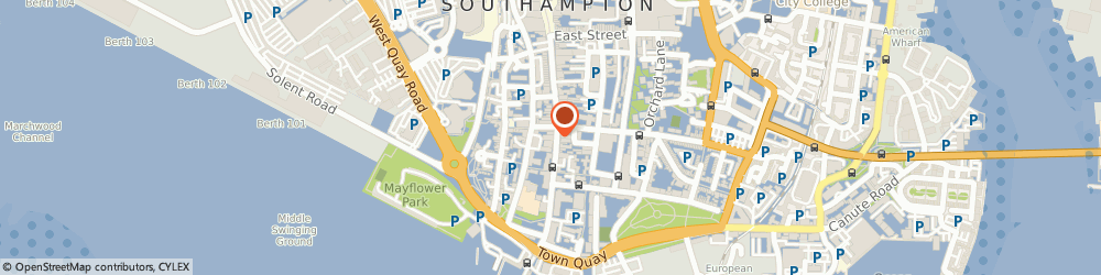 Route/map/directions to ANCHOR PIPEWORK LIMITED, SO14 2AA Southampton, 114 High Street