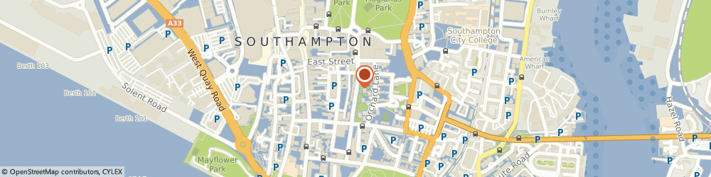 Route/map/directions to kieli Localization Solution, SO14 3BJ Southampton, 11 Palmerston House, Queensway