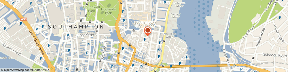 Route/map/directions to The Language Technology Agency, SO14 5BP Southampton, 14 Raleigh House
