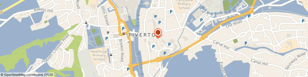 Route/map/directions to NatWest - TIVERTON ATM, EX16 6LW Tiverton, 11 Fore Street