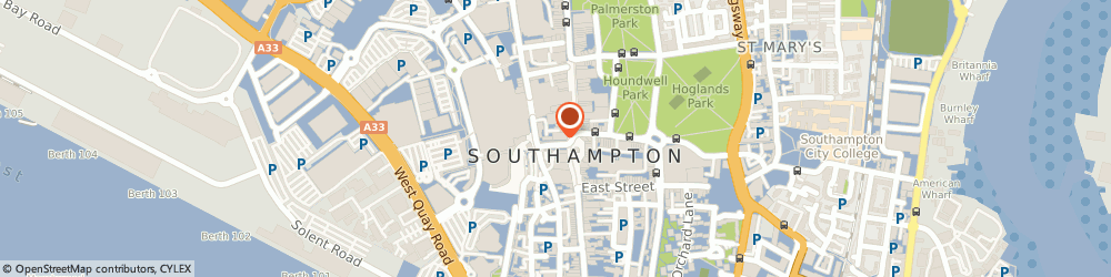 Route/map/directions to Specsavers Opticians and Audiologists - Southampton, SO14 7DX Southampton, 15 Above Bar Street
