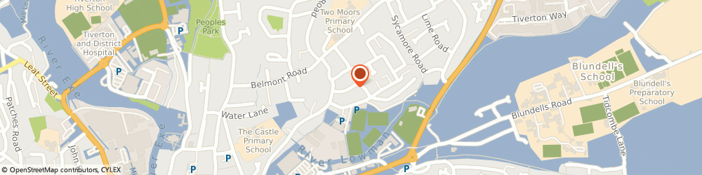 Route/map/directions to Touching Tributes, EX16 6DW Tiverton, 45 Siddalls Gardens