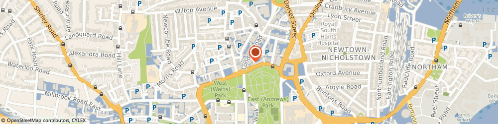 Route/map/directions to We are Locksmiths, SO15 2AF Southampton, 6 London Road