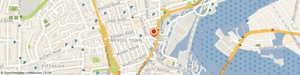 Route/map/directions to Top Doc Recruitment Ltd, SO14 0JW Southampton, 159 Empress Rd