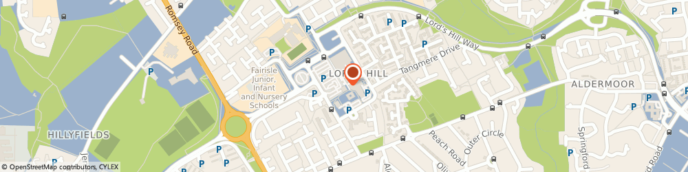 Route/map/directions to Dewhurst Butchers Ltd, SO16 8HY Southampton, Lordshill District Centre