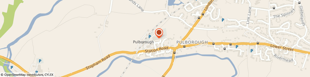 Route/map/directions to Premier Auto Repairs, RH20 1AQ Pulborough, Station Approach Industrial Estate