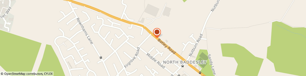Route/map/directions to BP, SO52 9DU Southampton, 54 Botley Road