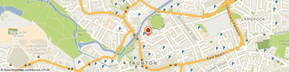 Route/map/directions to Funasset Ltd, TA1 1JJ Taunton, Foundry Rd, Foundry House