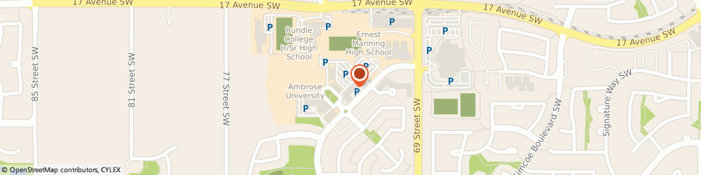 Route/map/directions to Domino's, T3H 0N9 Calgary, 30 Springborough Blvd Sw