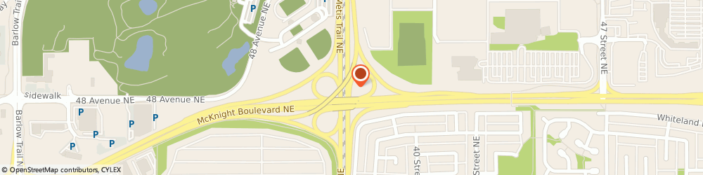 Route/map/directions to #9 Towing/recovery Service ltd, T3J 0H4 Calgary, 1104-333 Taravista Dr NE