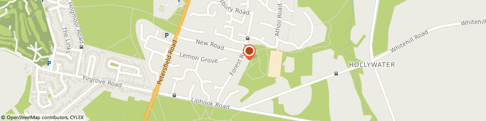 Route/map/directions to PIPEWORKZ LIMITED, GU35 9BA Bordon, 93 Forest Road, Whitehill