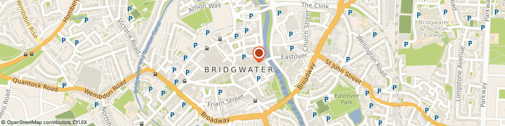 Route/map/directions to TUI Holiday Store, TA6 3NG Bridgwater, 26 Fore Street