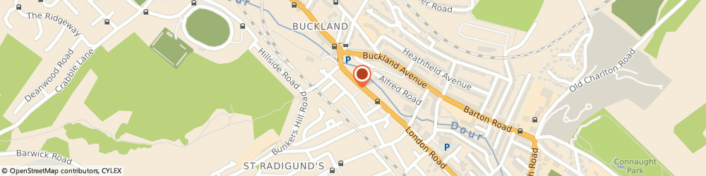Route/map/directions to Gina's Soft Furnishings, N15 5QL London, Witfield Court, Southgrove