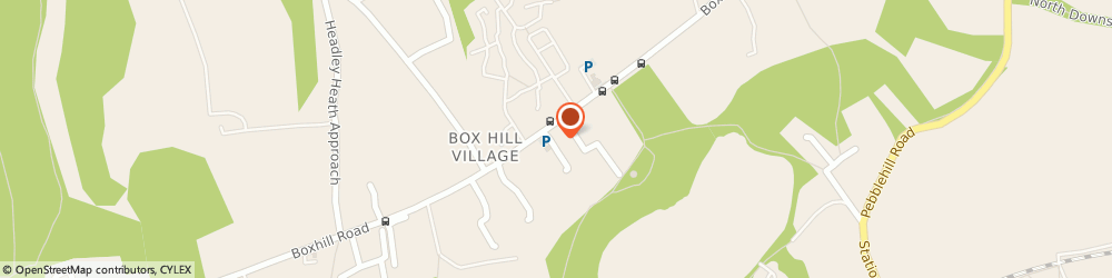 Route/map/directions to Cycles Dauphin, KT20 7JE Tadworth, 1-2 Greentiles, Boxhill Rd