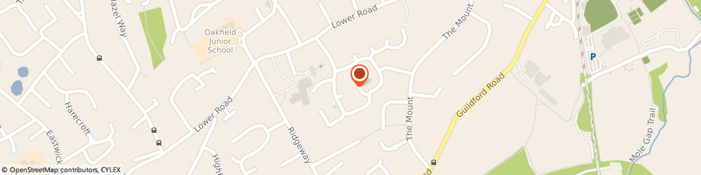 Route/map/directions to Acorn Building & Joinery, KT22 9EY Fetcham, 4 Churchill Cl