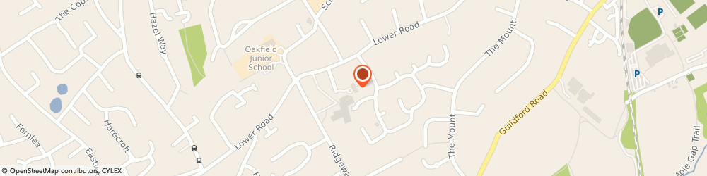 Route/map/directions to Heating Central London, KT22 9HD Fetcham, Fetcham Park House, Lower Rd