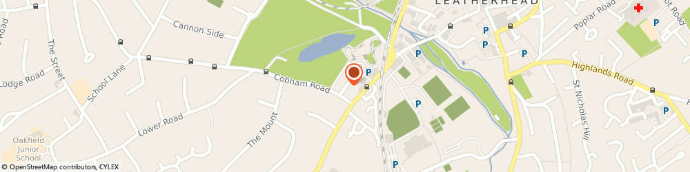 Route/map/directions to UPVC service in Leatherhead, KT22 9AL Leatherhead, Sunmead Close