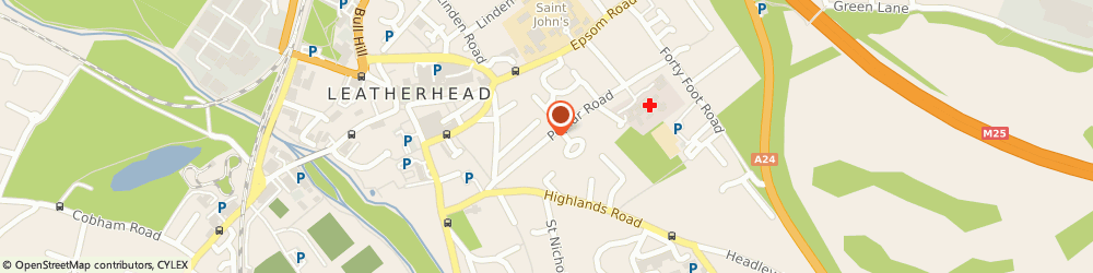 Route/map/directions to Revell Consulting Limited, KT22 8SF Leatherhead, 29 POPLAR ROAD
