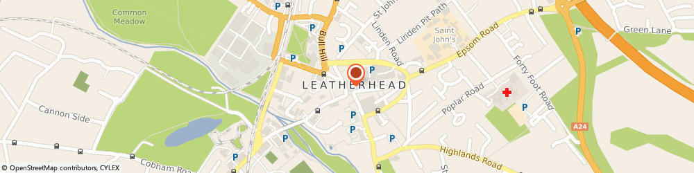 Route/map/directions to Leaders Letting Agents - Leatherhead, KT22 7AW Leatherhead, 8 North Street