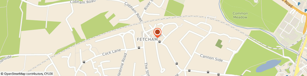 Route/map/directions to Partners, KT22 9JQ Leatherhead, 224, Cobham Rd, Fetcham