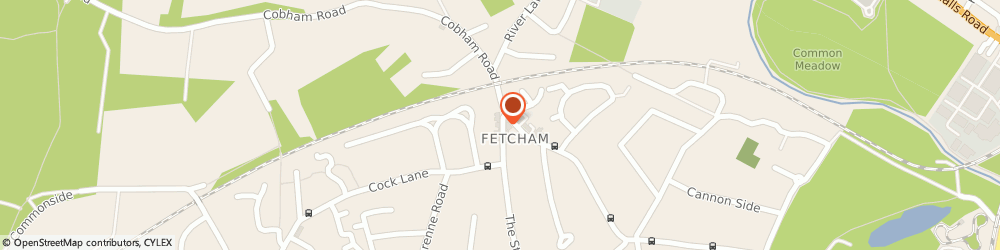 Route/map/directions to Streets Ahead, KT22 9RD Leatherhead, 97-99 The St