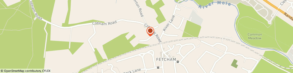 Route/map/directions to Excell Cars, KT22 9TW Fetcham, 2 MONKS GN