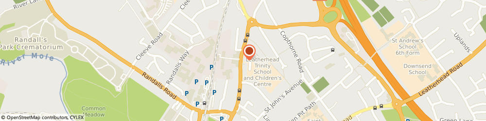 Route/map/directions to Golden Plaice, KT22 7BW Leatherhead, 66 KINGSTON ROAD